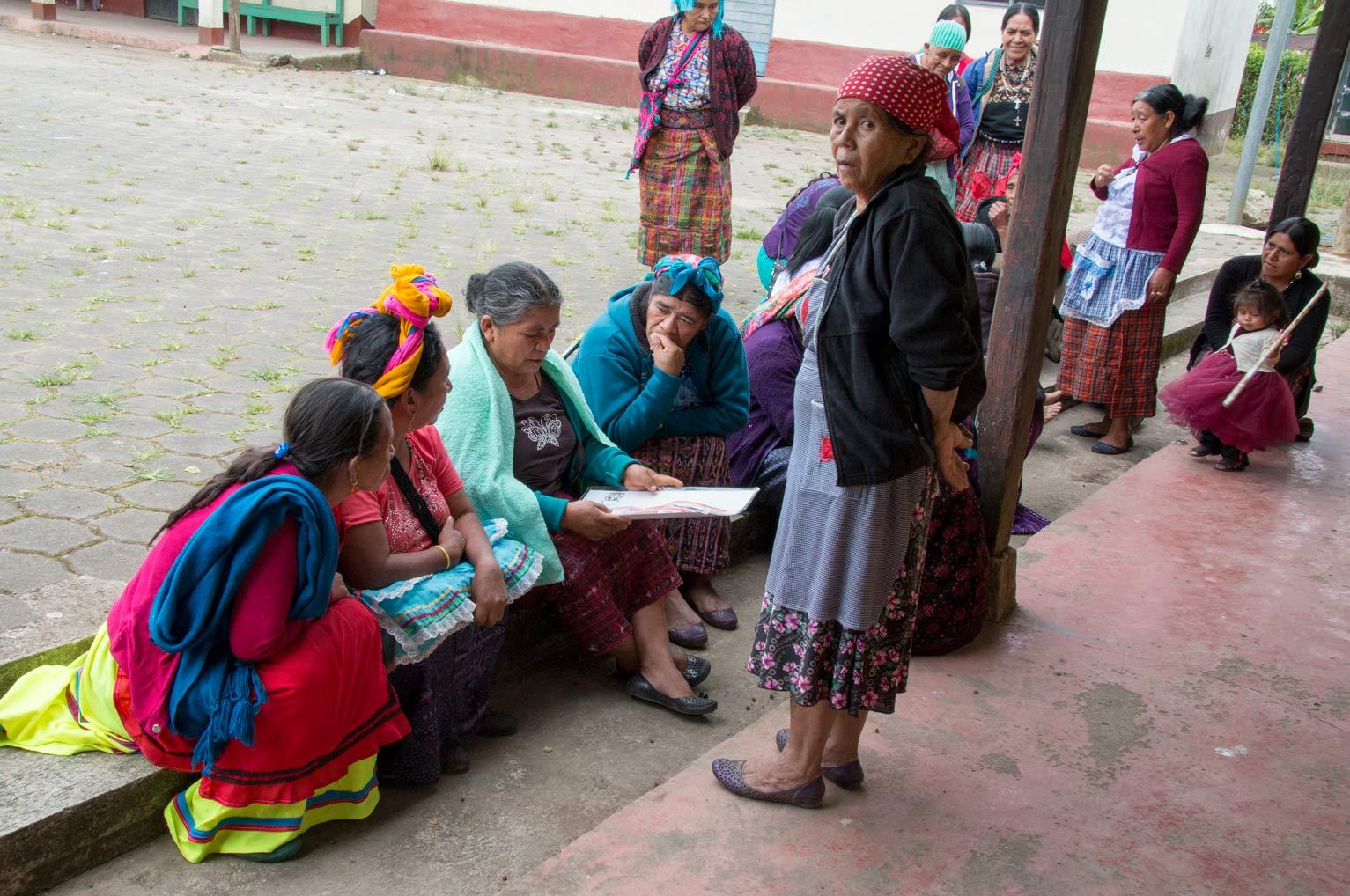 Guatemala - Comadronas